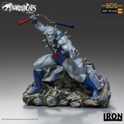 ThunderCats: Los felinos cósmicos Estatua BDS Art Scale 1/10 Panthro 18 cm