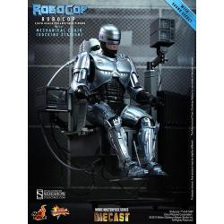 RoboCop: Mechanical Chair MMS Diecast Sixth Scale Figure