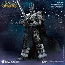World of Warcraft: Wrath of the Lich King Figura Dynamic 8ction Heroes 1/9 Arthas Menethil 24 cm