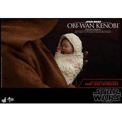 STAR WAR EPISODE III REVENGE OF THE SITH OBI-WAN KENOBI EWAN MCGREGOR DELUXE
