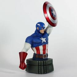 Marvel Bust Captain America 26 cm