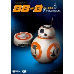 Star Wars Episode VIII Egg Attack Floating Model with Light Up Function BB-8 13 cm