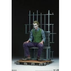The Joker Premium Format™ ( heath ledger ) Figure by Sideshow Collectibles