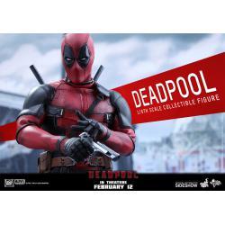 Marvel: Deadpool Movie - Deadpool 1:6 scale Figure
