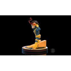 Marvel Q-Fig Diorama Cyclops (X-Men) 10 cm