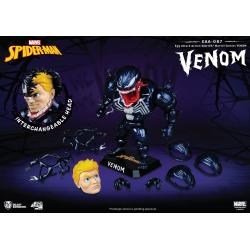 Marvel Comics Egg Attack Action Action Figure Venom 20 cm