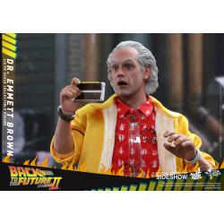 Back to the Future 2: Dr. Emmett Brown 1:6 scale Figure