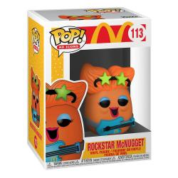 McDonald\'s Figura POP! Ad Icons Vinyl Rockstar Nugget 9 cm