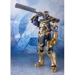Avengers: Endgame S.H. Figuarts Action Figure Thanos 20 cm