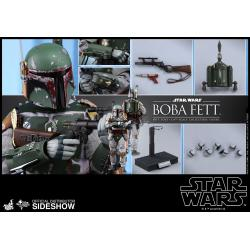 Boba Fett  Episode V: The Empire Strikes Back - Movie Masterpiece Series