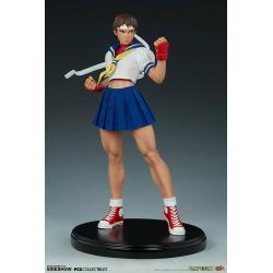 Street Fighter Statue Sakura Classic 42 cm
