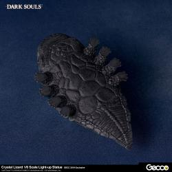 Dark Souls PVC Statue 1/6 Crystal Lizard SDCC 2019 Exclusive 13 cm