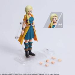 Dragon Quest V The Hand of the Heavenly Bride Figura Bring Arts Bianca Square Eniix Limited 13 cm