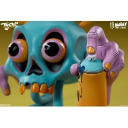 Unruly Kaiju Series PVC Statue Bonehead (Tony Riff) 15 cm