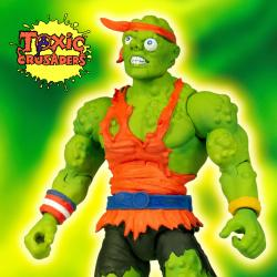 Toxic Crusaders Deluxe Action Figure Toxic Crusader 18 cm