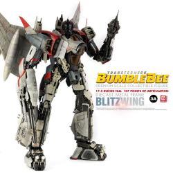 Bumblebee Premium Scale Action Figure Blitzwing 44 cm