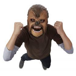 Star Wars Episode VII Máscara Electrónica Chewbacca