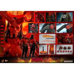Hellboy Sixth Scale Figure by Hot Toys Movie Masterpiece Series - Hellboy (2019)