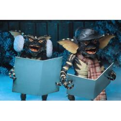 Gremlins Pack de 2 Figuras Christmas Carol Winter Scene Set 2 15 cm