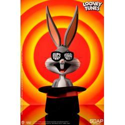 Looney Tunes: Bugs Bunny Top Hat Bust Soap Studios