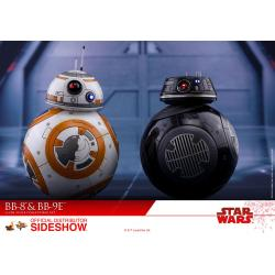 Star Wars Episode VIII Movie Masterpiece Action Figure 2-Pack 1/6 BB-8 & BB-9E 11 cm