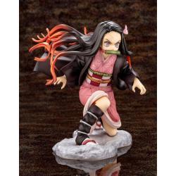 Demon Slayer: Kimetsu no Yaiba Estatua ARTFXJ PVC 1/8 Nezuko Kamado 14 cm