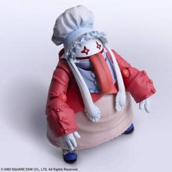 Final Fantasy IX Figuras Bring Arts Eiko Carol & Quina Quen 9 - 14 cm