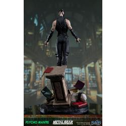 Metal Gear Solid Estatua Psycho Mantis 66 cm