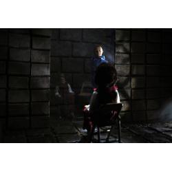 El Silencio de los Corderos Figura Hannibal Lecter 20 cm
