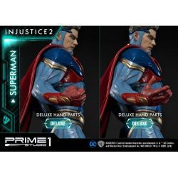 Injustice 2 Estatua Superman Deluxe Version 74 cm