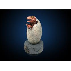 Jurassic Park: Raptor Hatchling 1:1 Scale Statue Chronicles collectibles