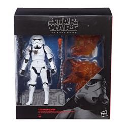 Star Wars Black Series Figura 2018 Stormtrooper con accesorios de batalla Exclusive 15 cm