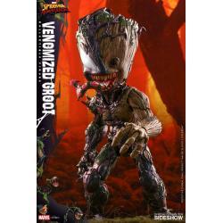 Venomized Groot Collectible Figure by Hot Toys Television Masterpiece Series – Spider-Man: Maximum Venom