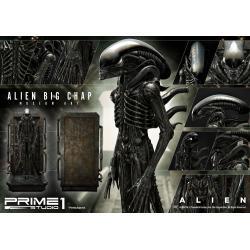 Alien Museum Art Statue / Wall Art Alien Big Chap 88 cm