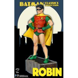 Batman Classic Collection Estatua Robin the Boy Wonder 23 cm