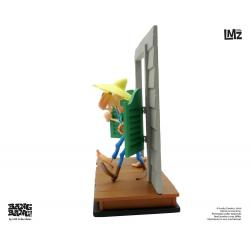 Lucky Luke Estatua BANG BANG! Collection The Rivals of Painful Gulch 19 cm