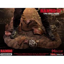 RAMBO 1/4 STATUE 46CM TBLEAGUE