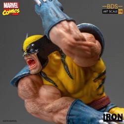 Marvel Comics BDS Art Scale Statue 1/10 Wolverine 22 cm