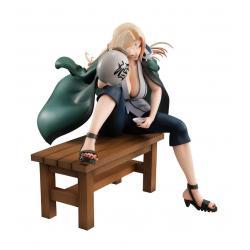 Naruto Gals PVC Statue Tsunade Ver. 2 16 cm