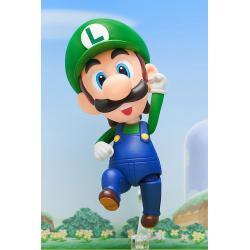 Super Mario Bros. Nendoroid Figura Luigi 10 cm