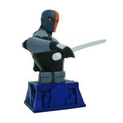 Batman The Animated Series Bust Beware The Batman Deathstroke 15 cm