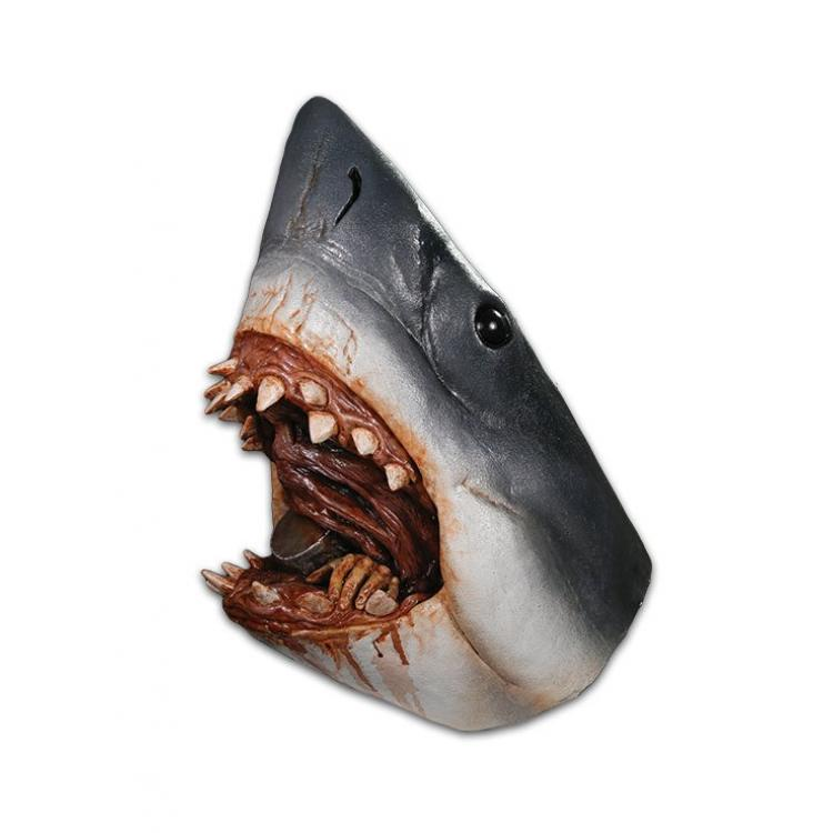 Jaws Latex Mask Bruce the Shark