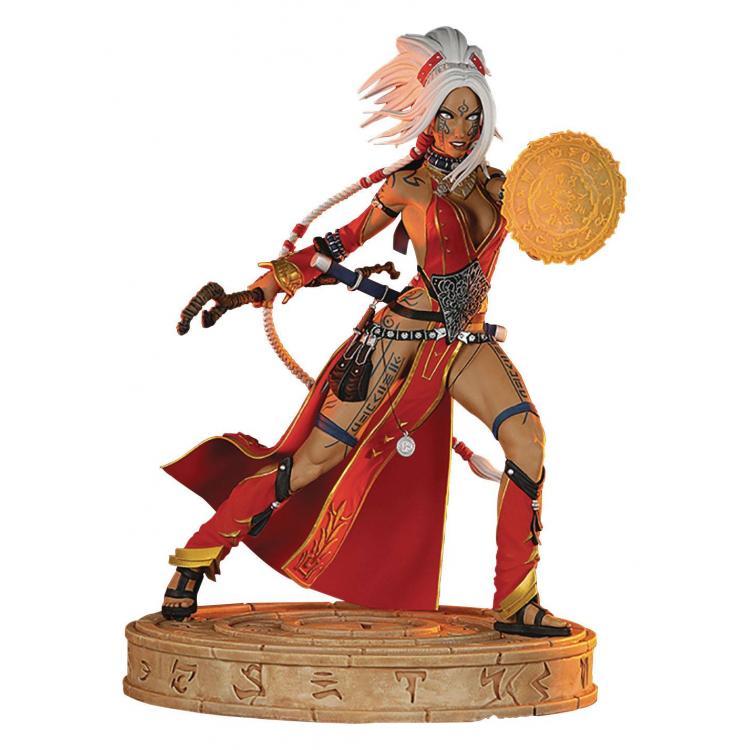 Pathfinder Statue Seoni Spellcasting 30 cm