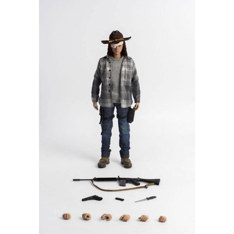 The Walking Dead Figura 1/6 Carl Grimes 29 cm