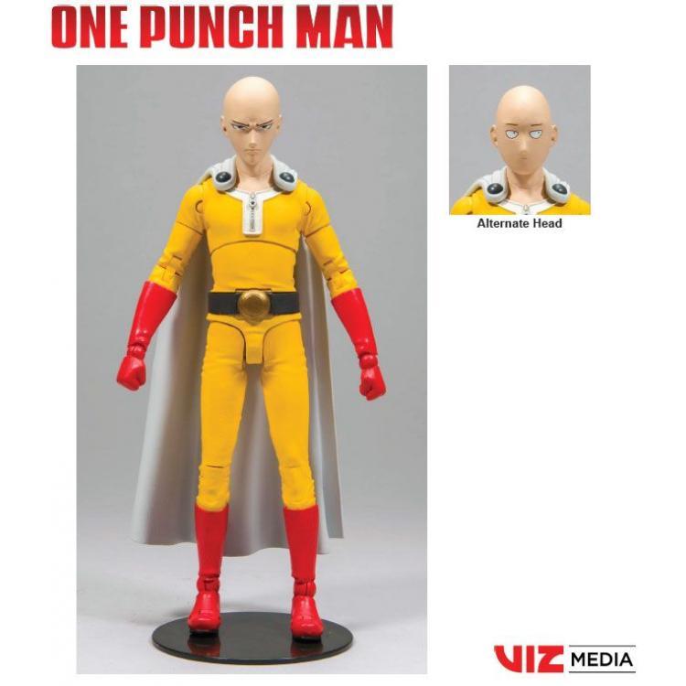 One Punch Man Figura Saitama 18 cm