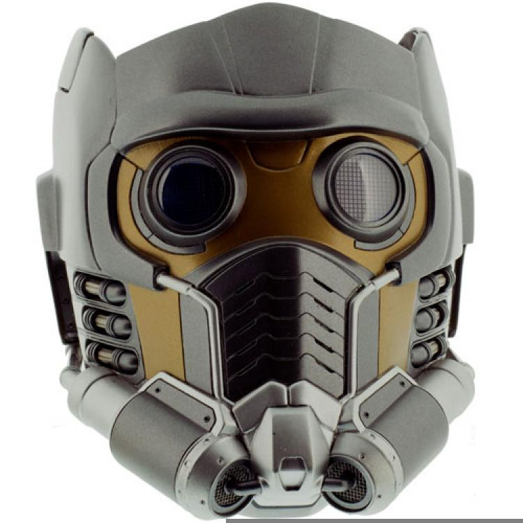 Guardians of the Galaxy 2 Replica 1/1 Star Lord Helmet 33 cm