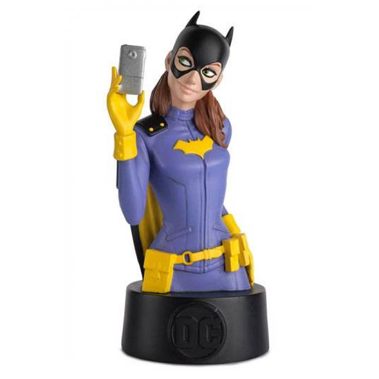 Batman Universe Collector\'s Busts Busto 1/16 #10 Batgirl 13 cm