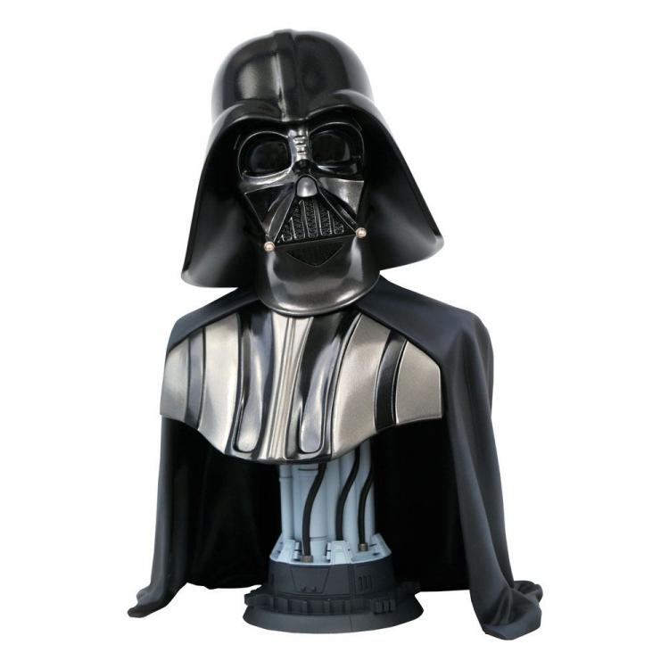 Star Wars Episode IV Legends in 3D Busto 1/2 Darth Vader 25 cm