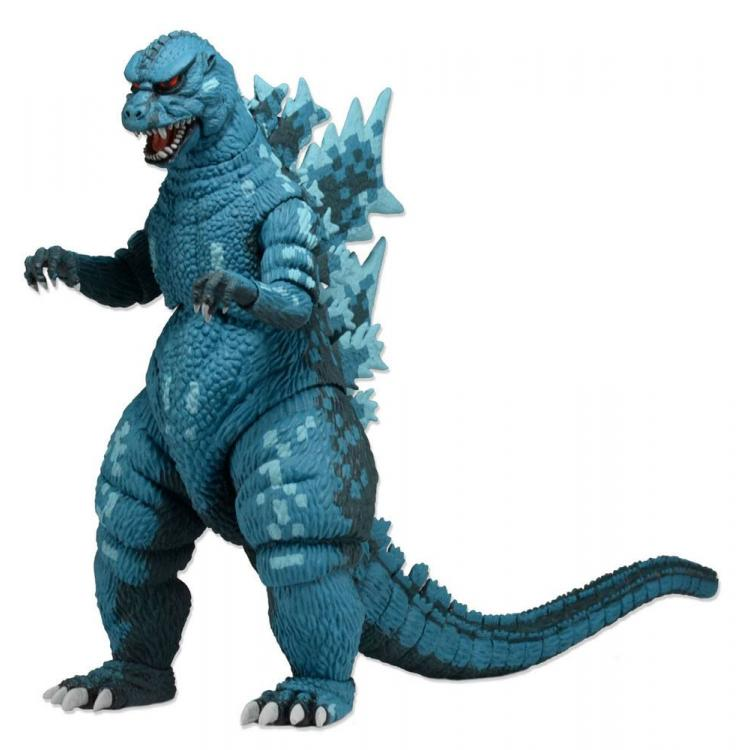 Godzilla Figura Head to Tail 1988 Video Game Appearance 30 cm