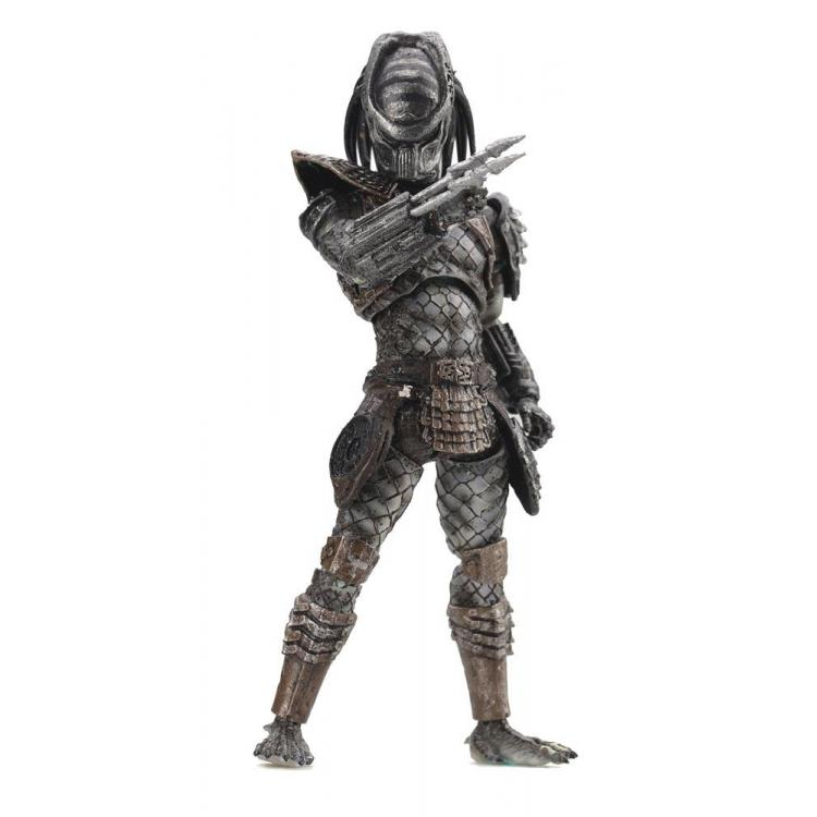 Predator 2 Figura 1/18 Warrior Predator Previews Exclusive 11 cm
